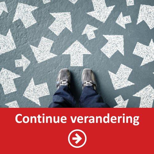 continue-verandering
